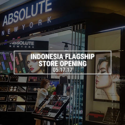 INDONESIA FLAGSHIP STORE OPENING
