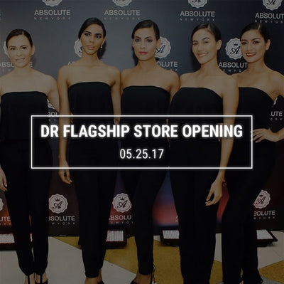 DR FLAGSHIP STORE OPENING