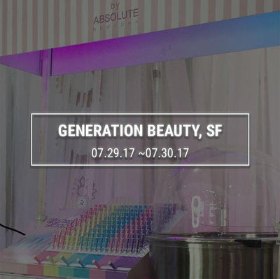 Generation Beauty San Francisco - 2017