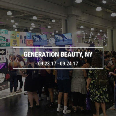 Generation Beauty New York - 2017