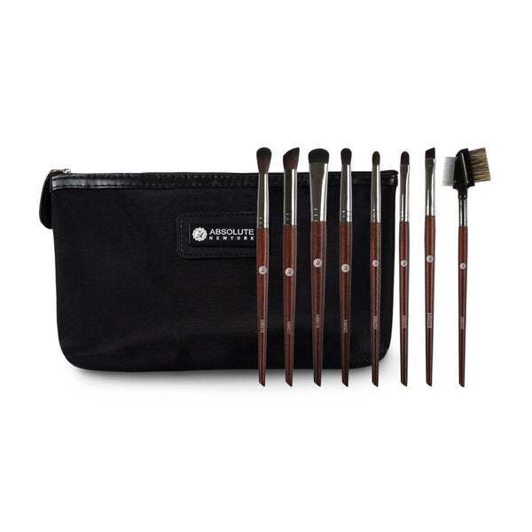 Brown Eye Essentials Brush Set