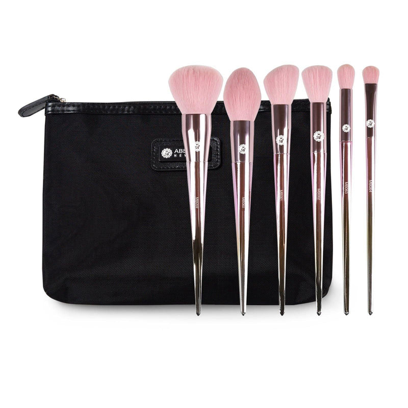 Pink Essentials Brush Set
