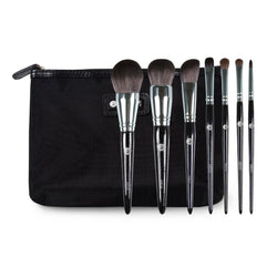 Black Essentials Brush Set