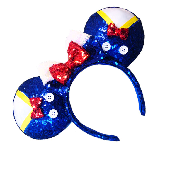 Donald inspired Mouse Ears