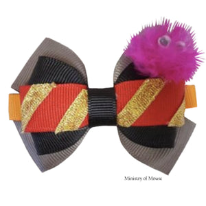 Ginny inspired Character Hair Bow | Swap your Bow Ears | Harry Potter  inspired Mouse Ears