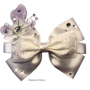 Giselle-inspired-Character-Hair-Bow-|-Swap-your-Bow-Ears-|-MagicBand-Bow-|-Headband-|-Sequin-Mouse-Ears-|-Enchanted-inspired-Mouse-Ears-|-Ministry-of-Mouse