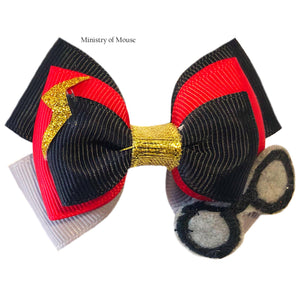 Harry-Potter-inspired-Character-Hair-Bow-|-Swap-your-Bow-Ears-|-MagicBand-Bow-|-Headband-|-Sequin-Mouse-Ears-|-Harry-Potter-inspired-Mouse-Ears-|-Ministry-of-Mouse