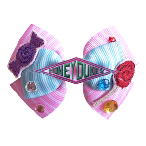 Pastel HoneyDukes inspired Character Hair Bow | Swap your Bow Ears | Harry Potter inspired Mouse Ears