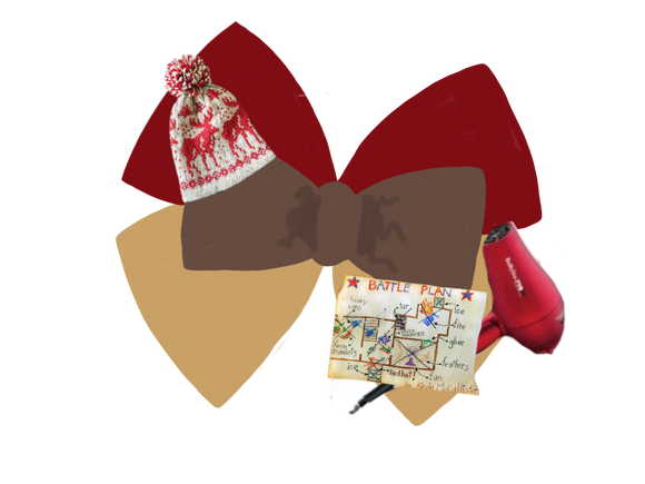 Home Alone inspired Character Hair Bow | Swap your Bow Ears | Christmas | MagicBand Bow | Holiday | Kevin McCallister inspired Mouse Ears