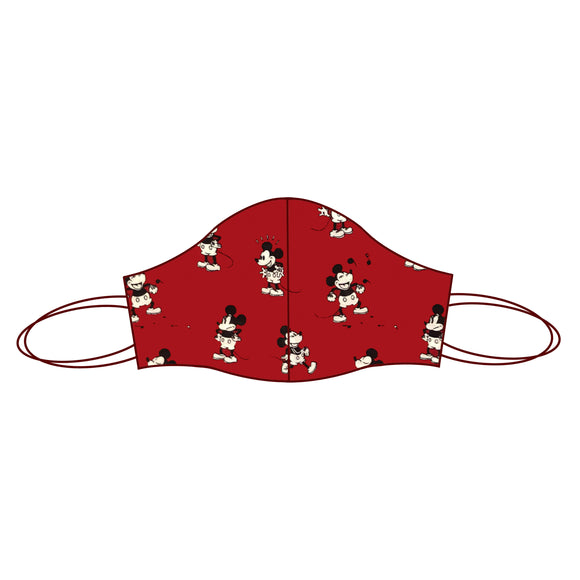Mickey inspired Fabric Face Mask | Mickey 11