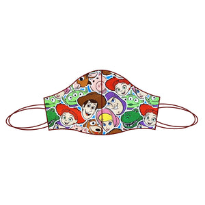 Toy Story inspired Fabric Face Mask | Toy Story 7