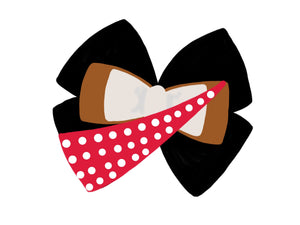Rooster-inspired-Character-Hair-Bow-|-Swap-your-Bow-Ears-|-MagicBand-Bow-|-Headband-|-Sequin-Mouse-Ears-|-Secret-Life-of-Pets-inspired-Mouse-Ears-|-Ministry-of-Mouse