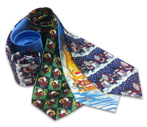 Christmas Neckties