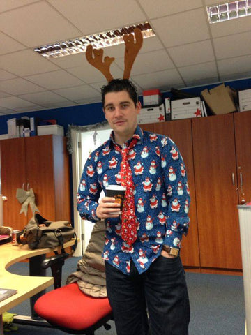 Christmas shirt and Christmas Jumper Fun 43