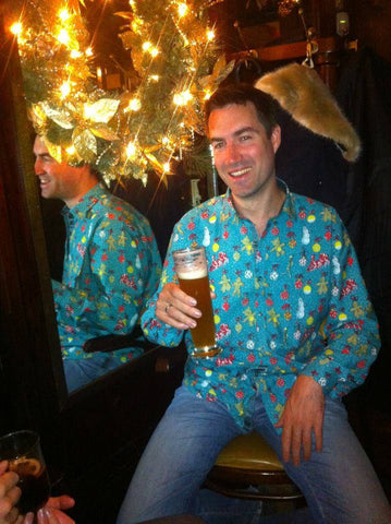 Christmas shirt and Christmas Jumper Fun 16