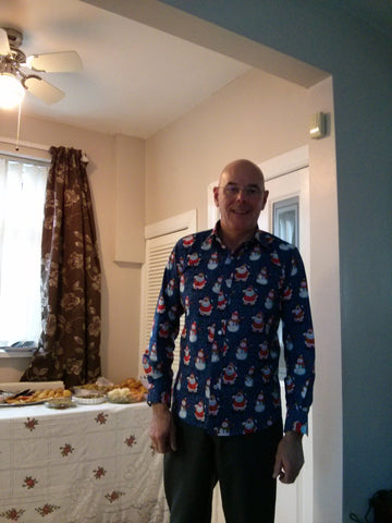 Christmas shirt and Christmas Jumper Fun 42