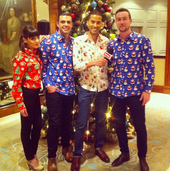 christmas shirts tv3 xpose
