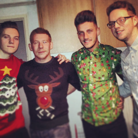 Christmas shirt and Christmas Jumper Fun 1