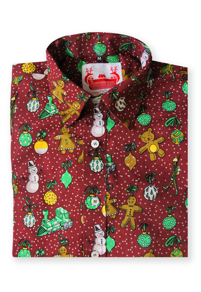 Gingerbread Party - Christmas Shirts are cooler than Xmas Jumpers ...