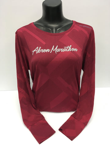Array Long Sleeve - Plum