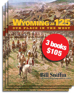 Wyoming at 125: Our Place in the West, 3-Pack