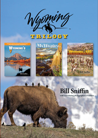 Wyoming Trilogy box only