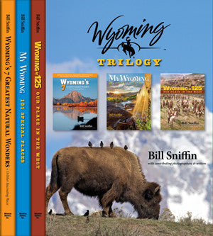 Wyoming Trilogy Boxed Set