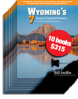 Wyoming's Wonders 10-Pack