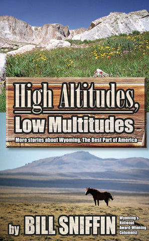 High Altitudes, Low Multitudes