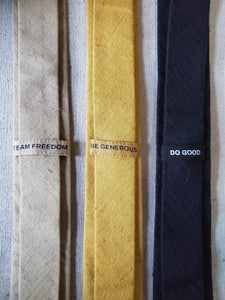 Do Good Skinny Tie