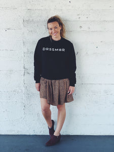 The Dressember Crewneck