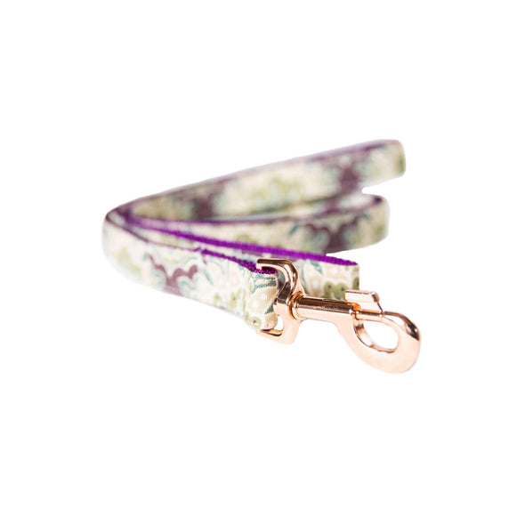 Purple Mulberry Leash Rose Gold Collection
