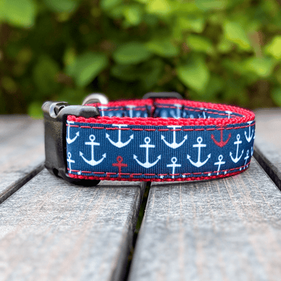 Good Buoy Dog Collar