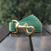 Evergreen Dog Leash Gold Collection