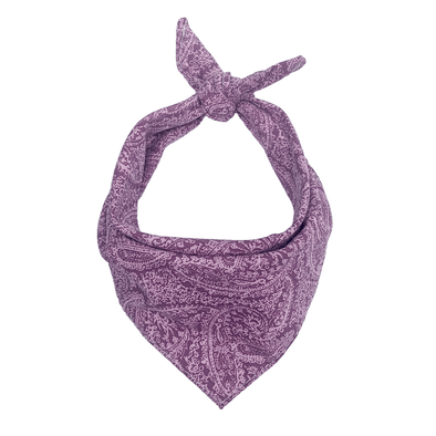 Lavender Love Dog Bandana