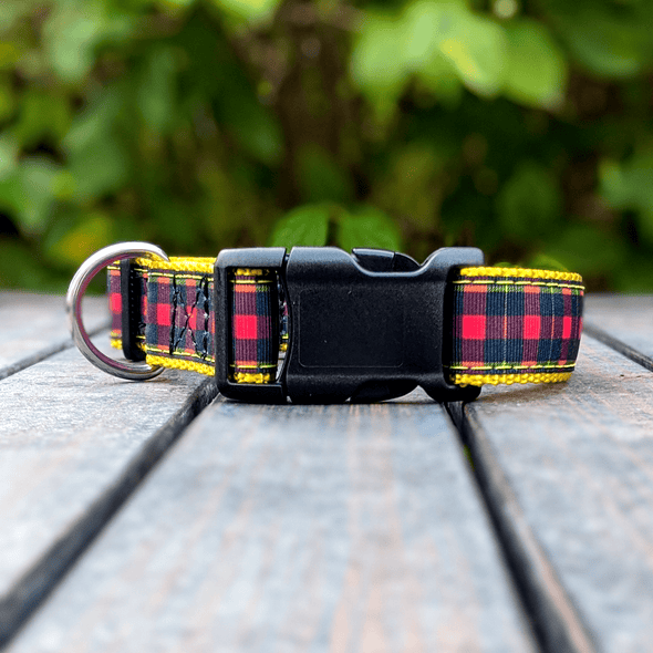 Cozy Cottage Dog Collar