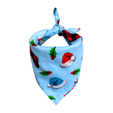 Holly Jolly Dog Bandana