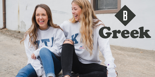 Custom Apparel & Accessories | B-Unlimited | Greek Apparel