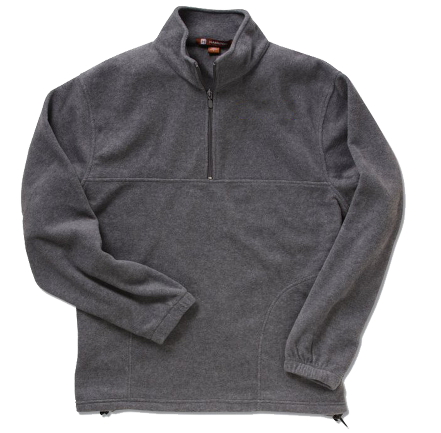 Harrinton 1/4 Fleece Zip