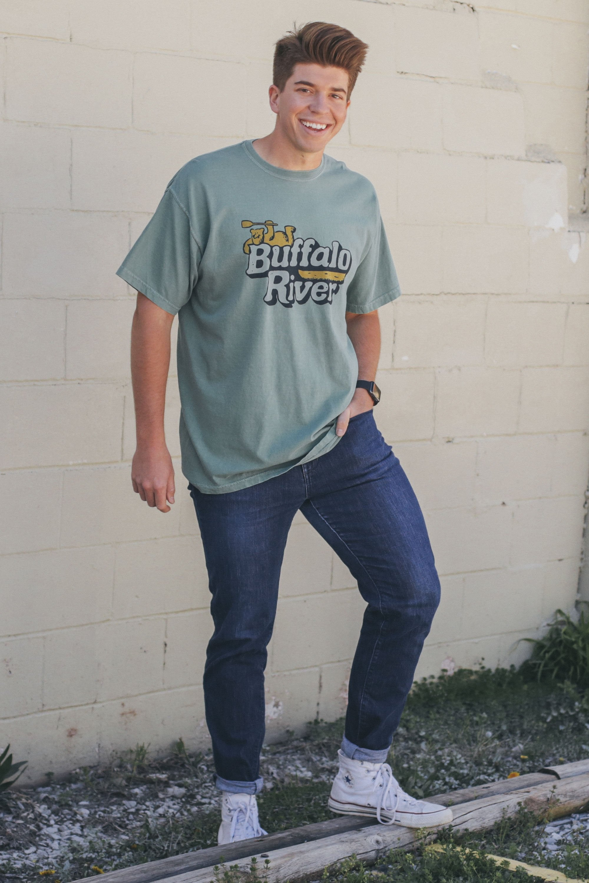 Buffalo River Bear T-Shirt