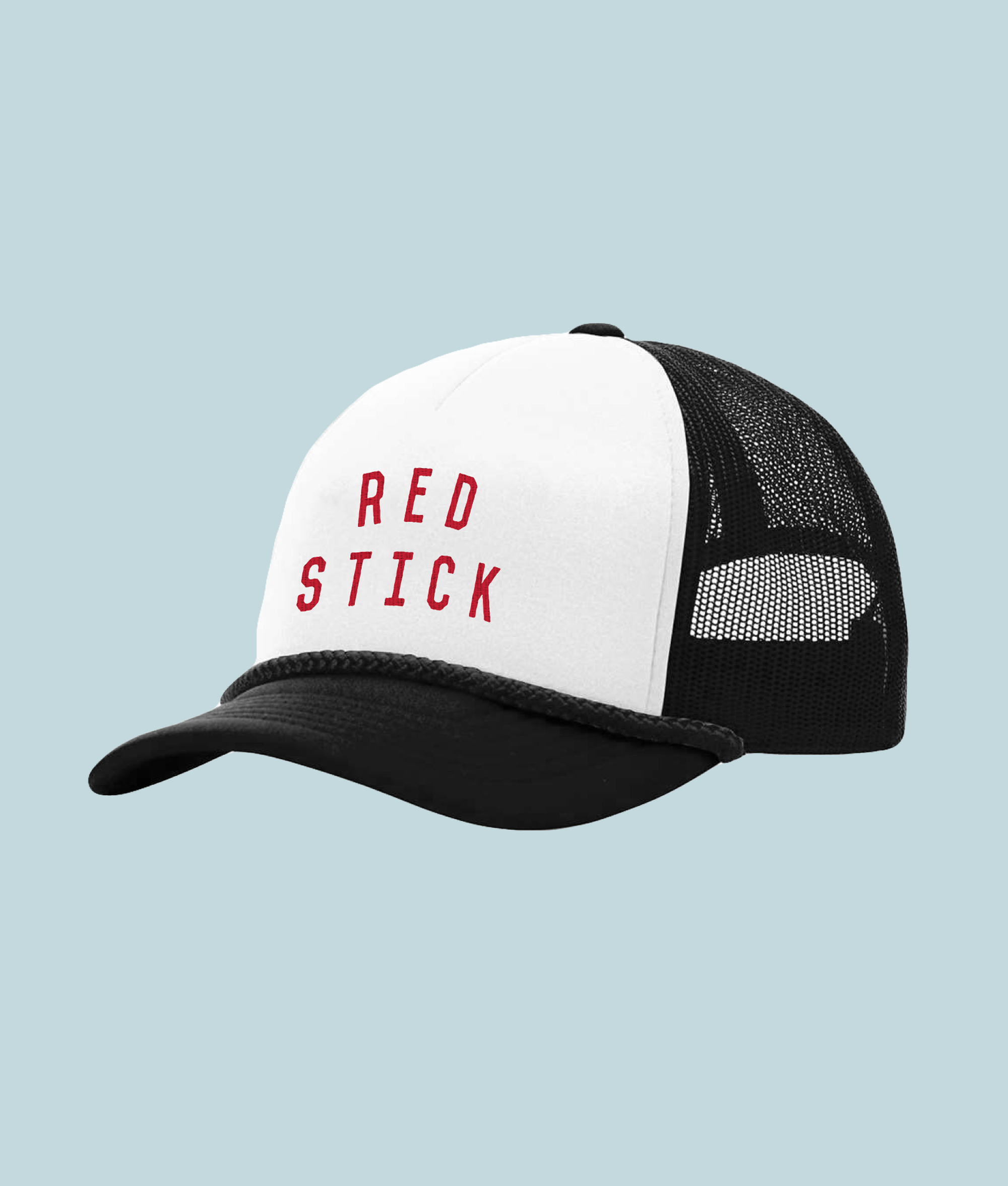 Red Stick Hat