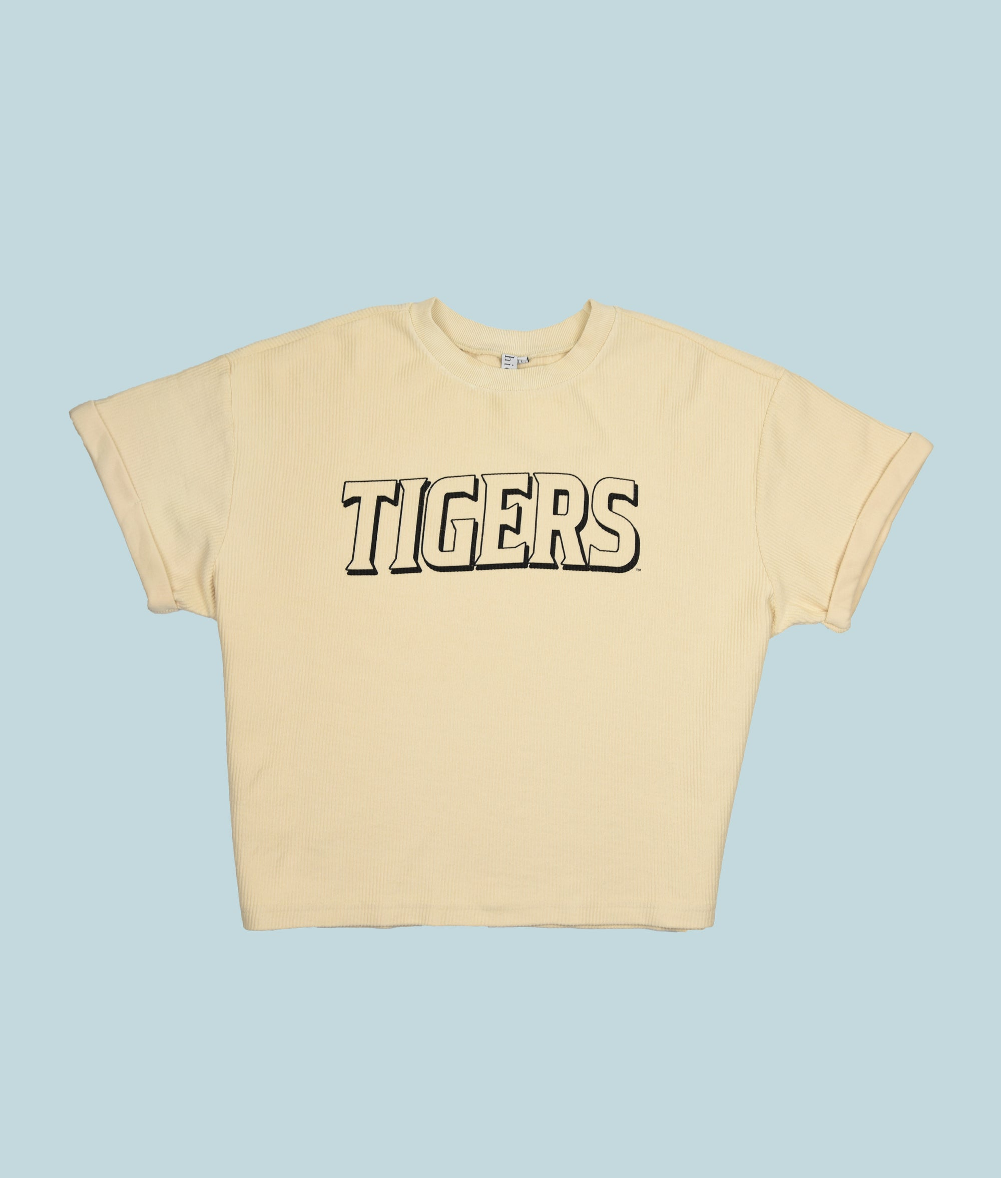 Tigers Corded Throwback T-Shirt