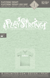 Playstrong Therapy - Logo Shirt (NL Mint)