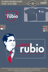 Arkansas Students for Rubio PR Shirt