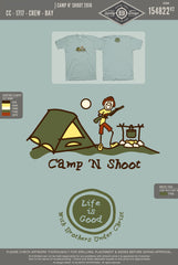 Beta Upsilon Chi - Gamma Chapter - Camp N' Shoot 2016