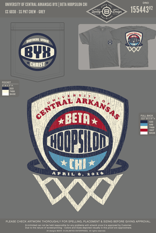UCA BYX - Beta Hoopsilon Chi