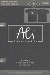 RO4 Lauren Rowell - Always Lock In (Charcoal Grey Tri-Blend)