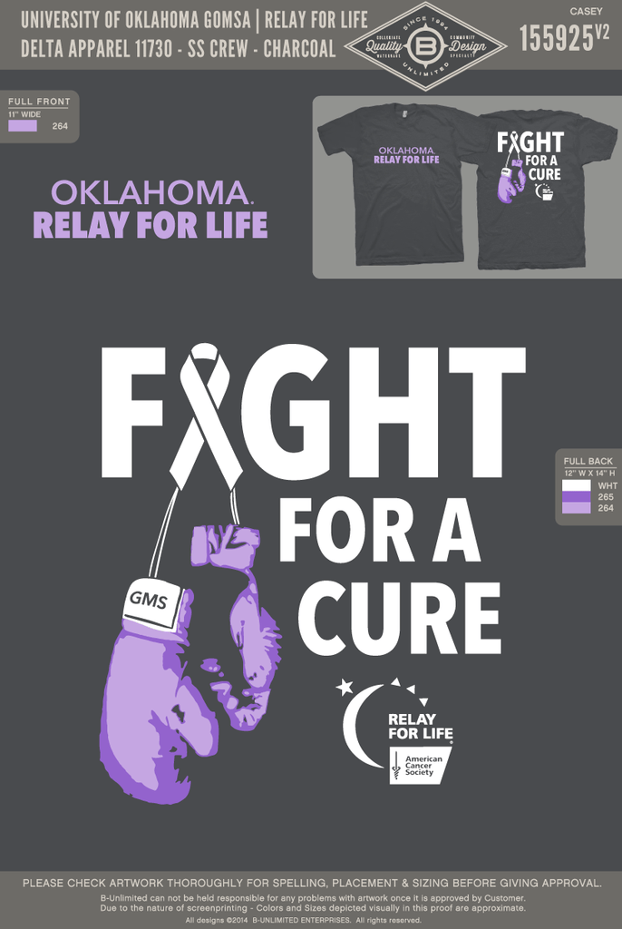 OU GMS - Relay for Life