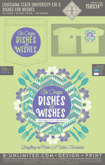 LSU Chi O - Dishes for Wishes