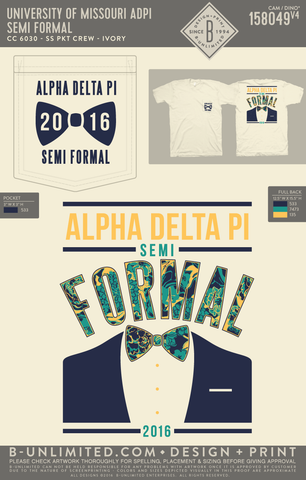 Mizzou ADPi - Semi Formal (SS)